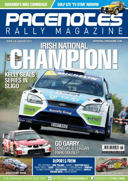 Issue 136 - August 2015